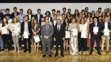 Anastasia Matveeva receives a La Caixa grant