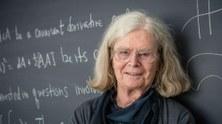 Karen Uhlenbeck, awarded the Abel Prize