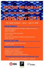 Focus Program on Poisson Geometry